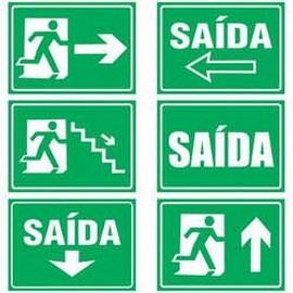 Fornecedor de placas de sinalização