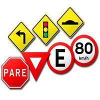 Empresas de placas de sinalização de trânsito