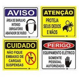 Fornecedores de placas de sinalização