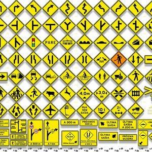 Empresas de placas de sinalização